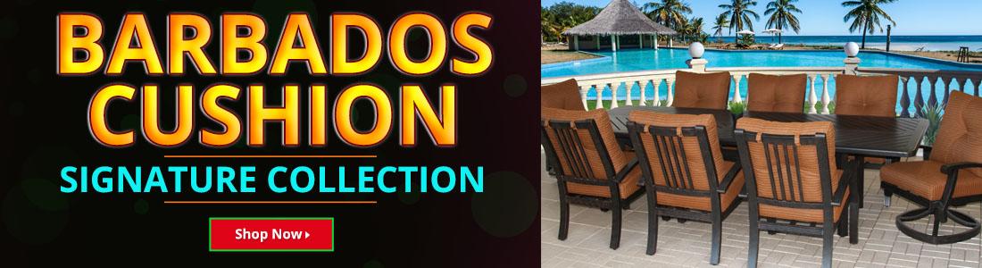 Barbados Cushion